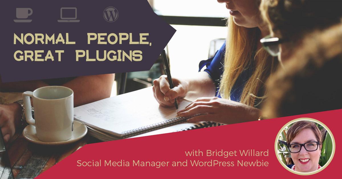Normal People, Great Plugins Article Series