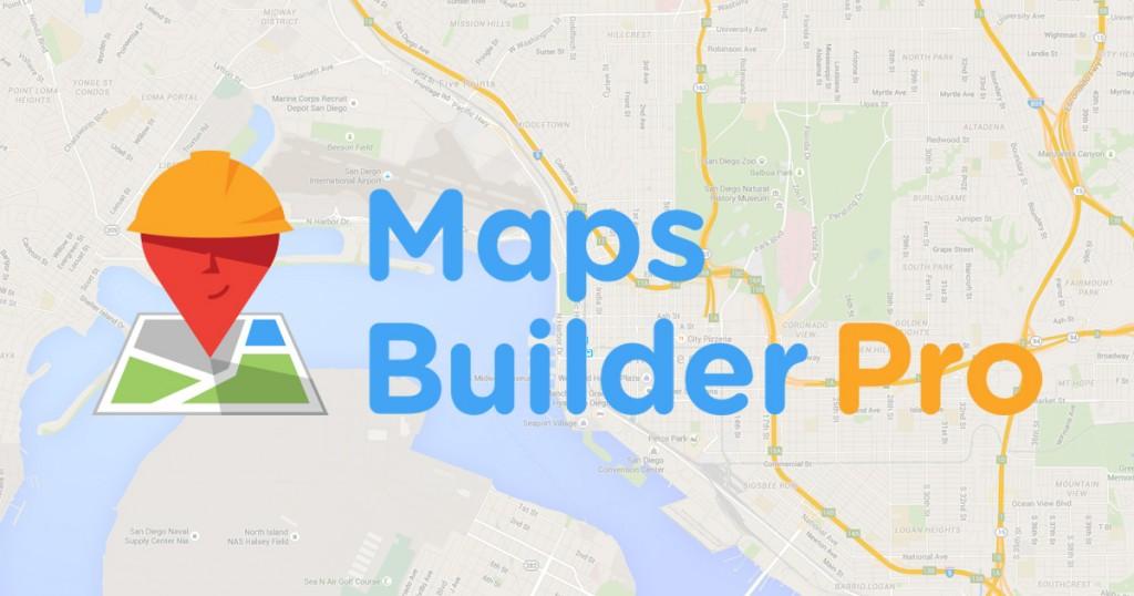 Maps Builder Pro