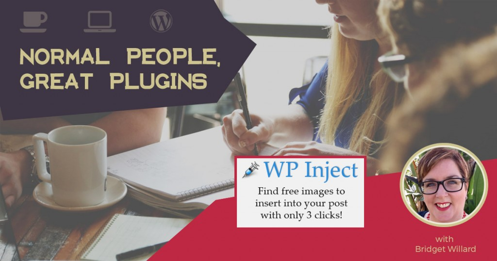 Normal People, Great Plugins -- Image Inject