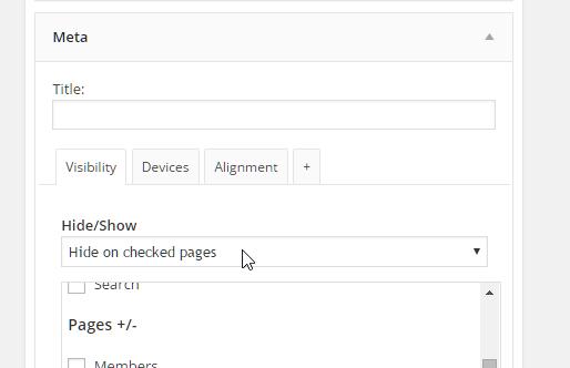 widget-tabbed-interface