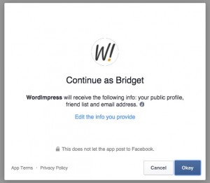 With Facebook Reviews Pro you don't need an API -- only to authorize our WordImpress App.