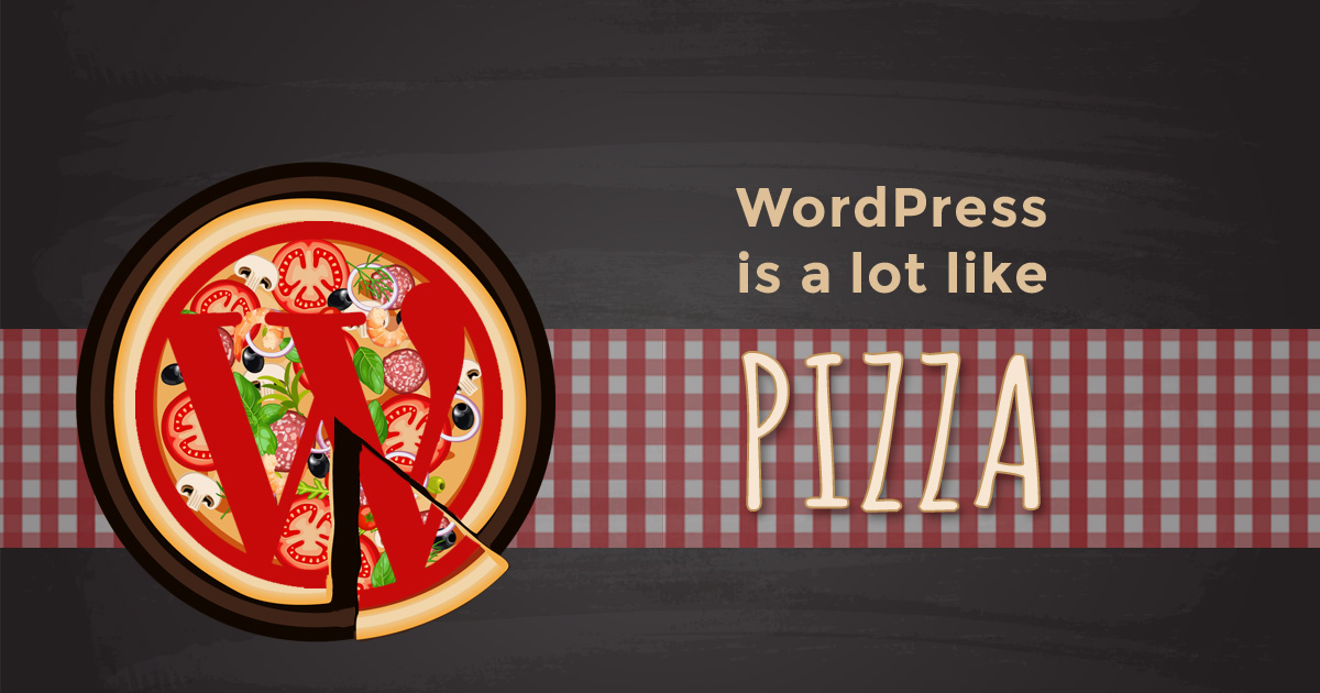 WordPress is as common as pizza. Like pizza, many people, even children and the elderly, have heard of WordPress.