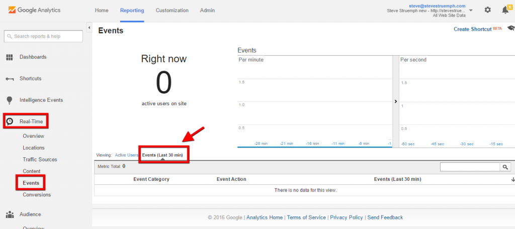 google-analytics-real-time-click-tracking