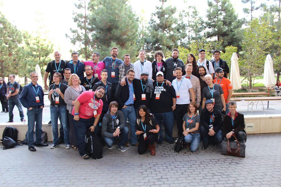 AWP Groupie at WordCamp San Francisco