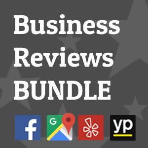 Business Reviews Bundle