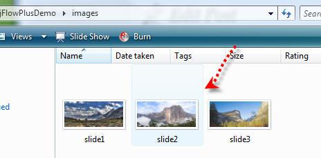 jFlow Slider Images