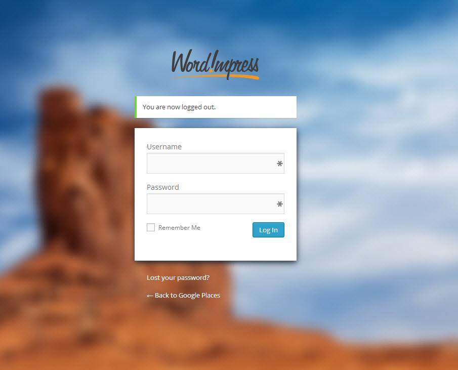 wordimpress-branded-login